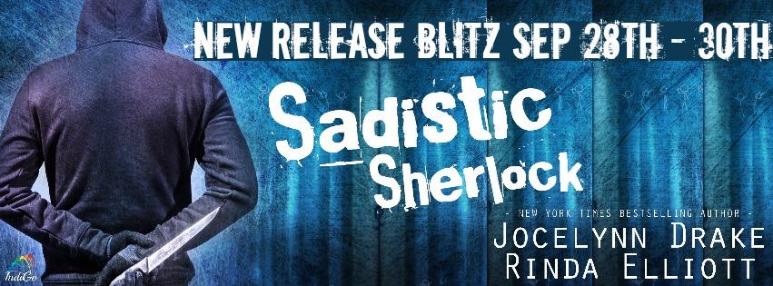 Sadistic Sherlock Banner