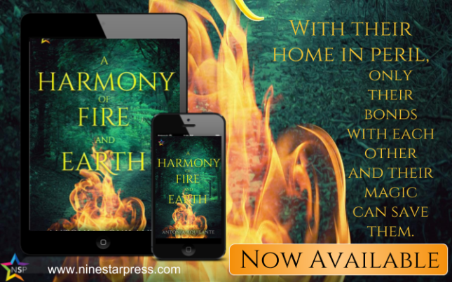 Harmony of Fire Now Available
